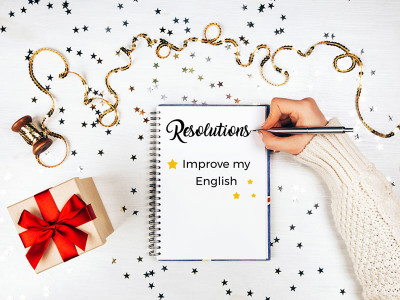 2018 New Year Resolution: Improve my English