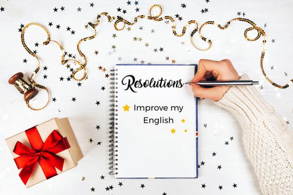 Propósito para 2018: Mejorar mi inglés