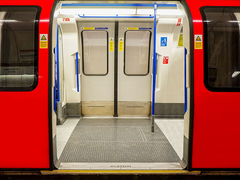 Are there ghosts in the London Underground?