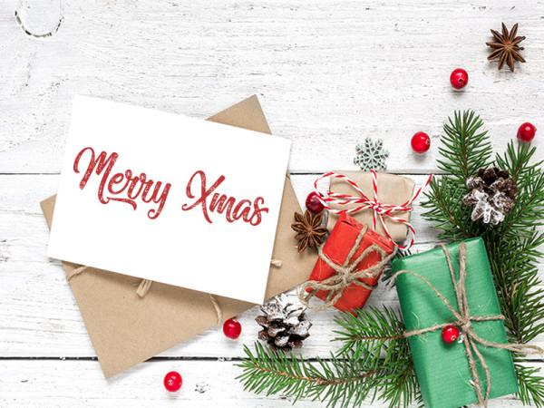 Merry Xmas o Merry Christmas?
